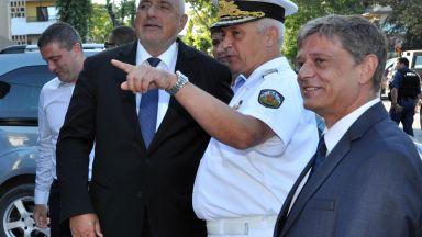 Борисов: Да не допуснем военни действия  в Черноморския регион