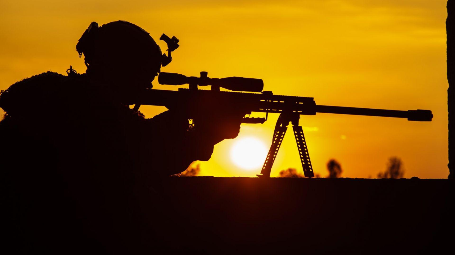 Албанци са главни снайперисти в Ан Нусра