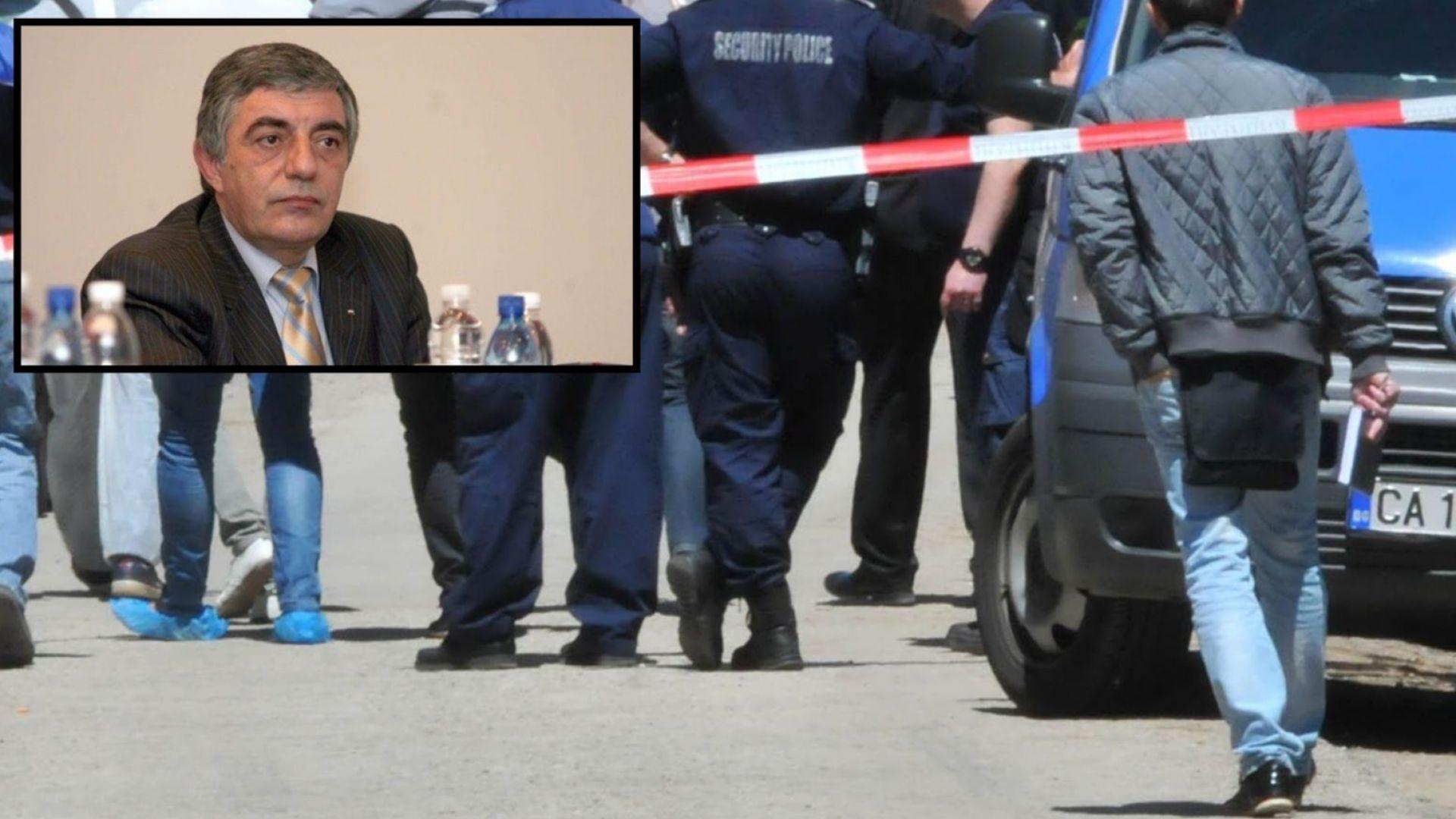 Самоуби се бившият зам.-вътрешен министър Румен Андреев