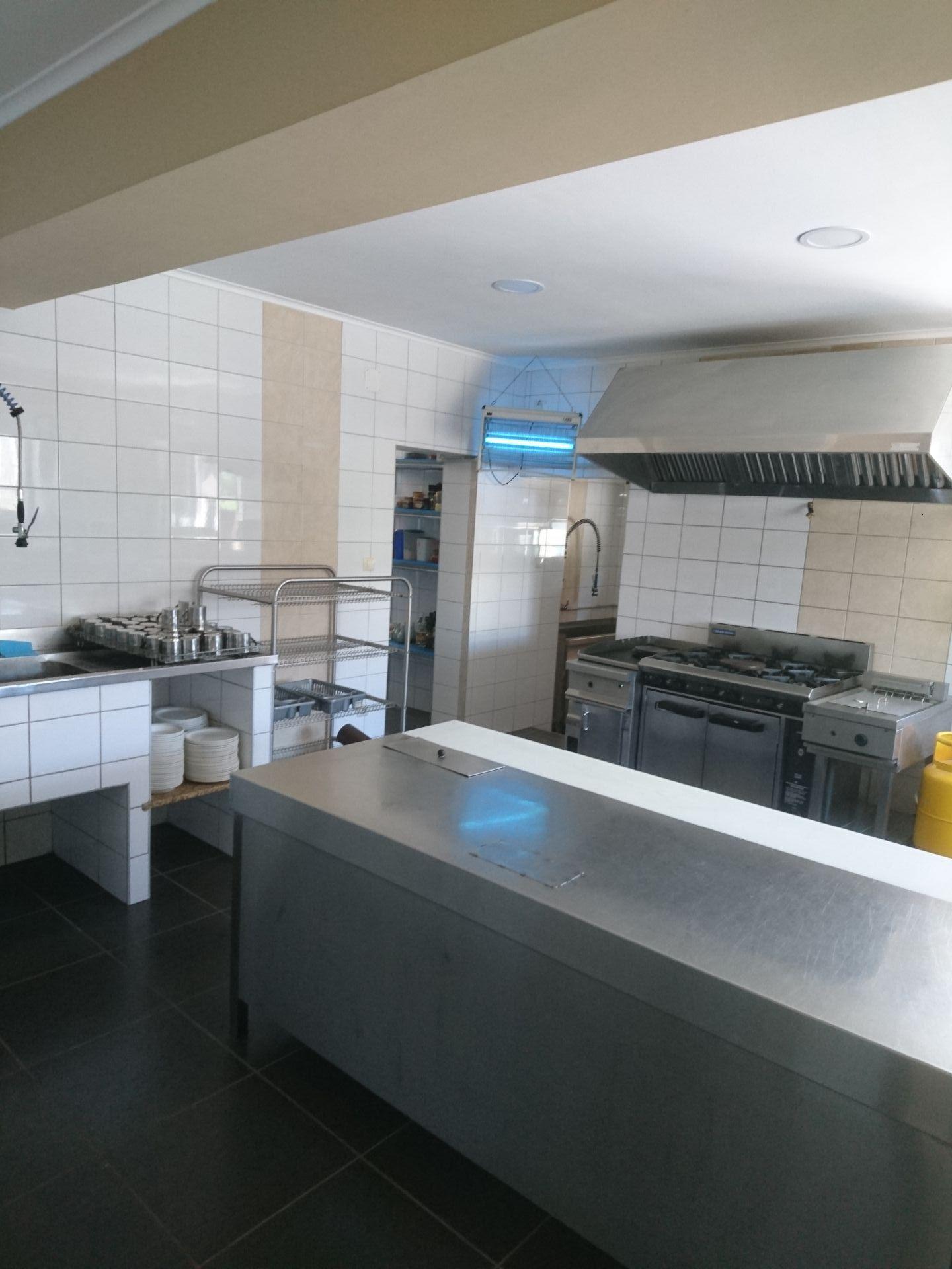 Кухнята на момчетата (Снимка: Личен архив)
