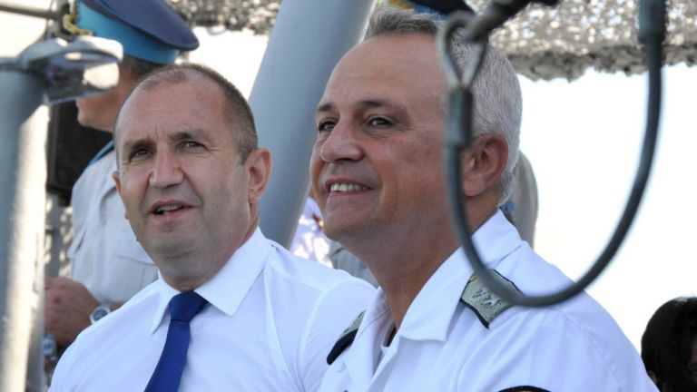 Нагло опитват да пришият Митьо Очите към служебния кабинет, заяви Румен Радев