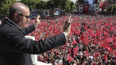 Ердоган: Обявиха ни икономическа война, но няма да се предадем