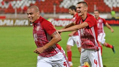 ЦСКА допусна гол, но хищникът с №9 запази победната серия