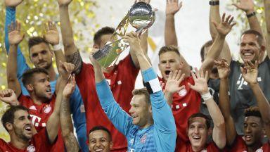 """Трофей на Левандовски и """"Байерн"""" подсказа какво предстои в Бундеслигата"""