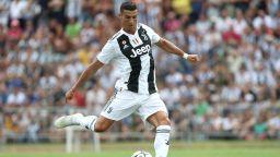 """Роналдо запя при """"бойното кръщение"""" в """"Юве"""", довечера дебютира във Верона"""