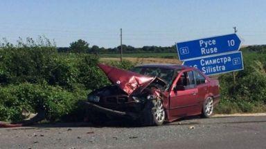 Опасно кръстовище на пътя Русе-Силистра създава предпоставки за катастрофи