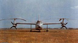 Най-странният съветски хеликоптер, създаван някога