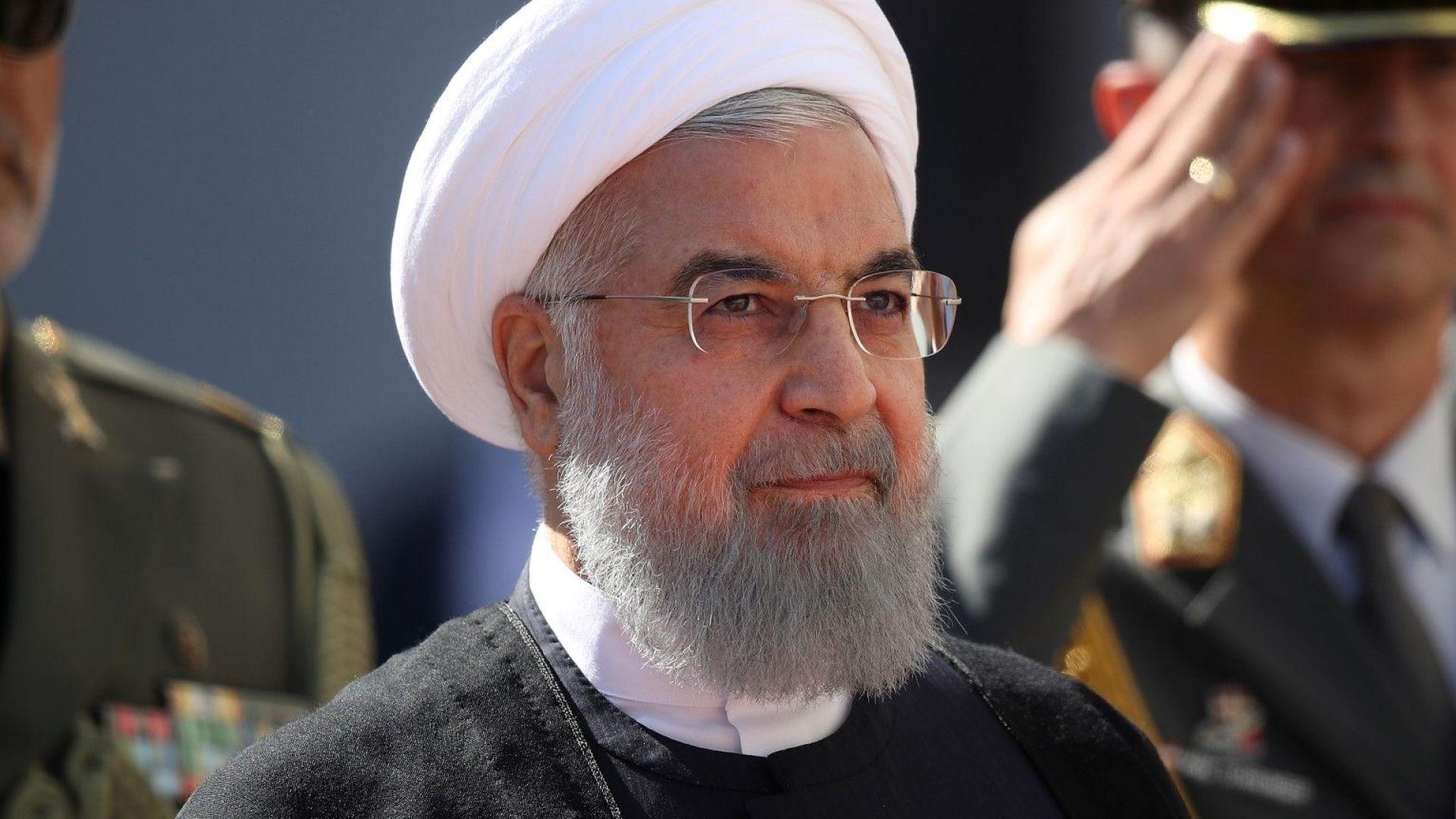 Рохани: Ще заобикаляме с гордост американските санкции