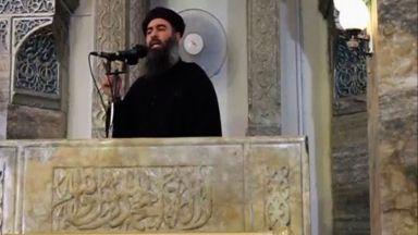 Най-младият син на Ал Багдади ликвидиран при руски удар в Сирия