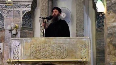 """Лидерът на """"Ислямска държава"""" е в клинична смърт"""