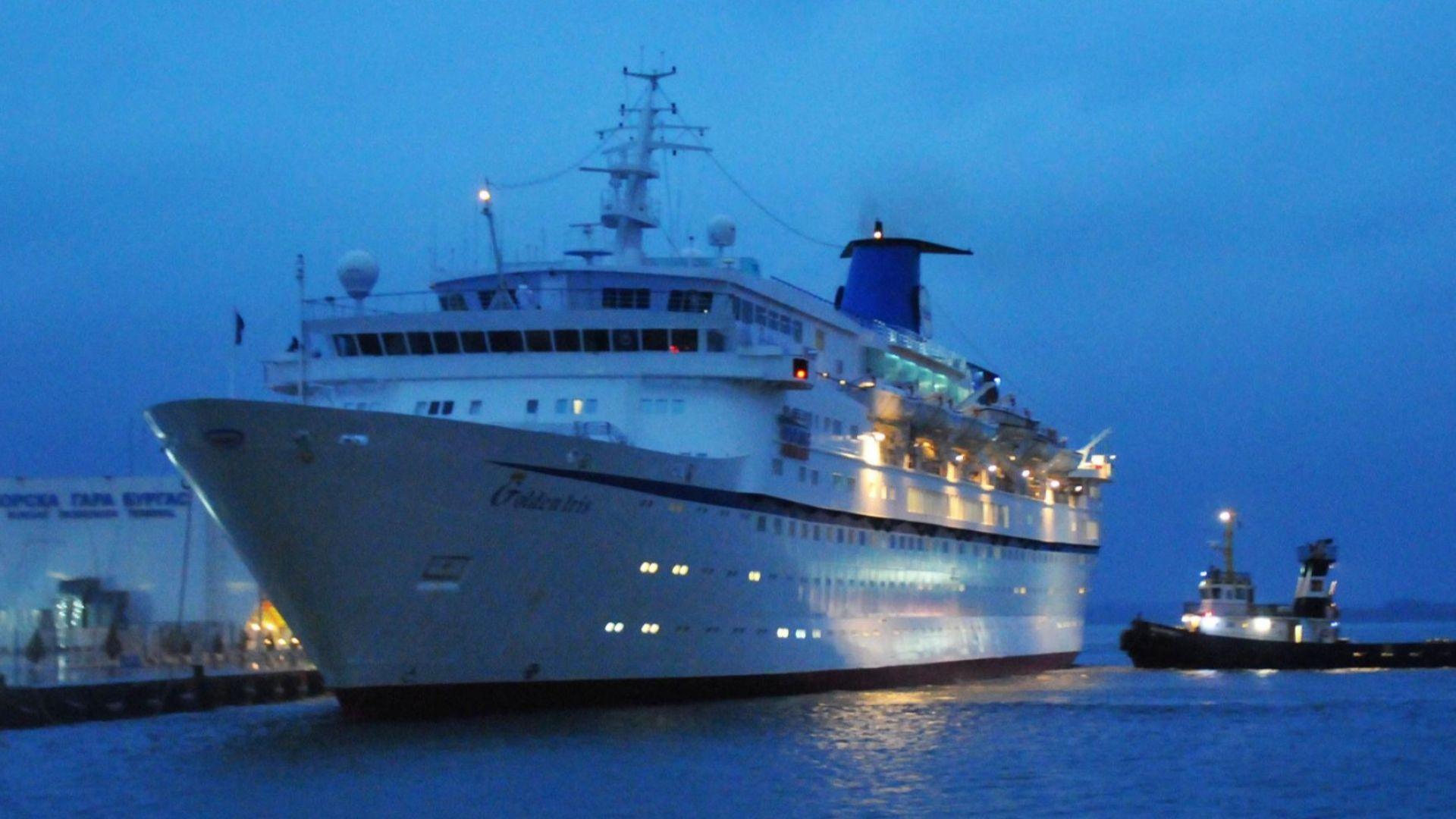 Круизните кораби се връщат в Бургас