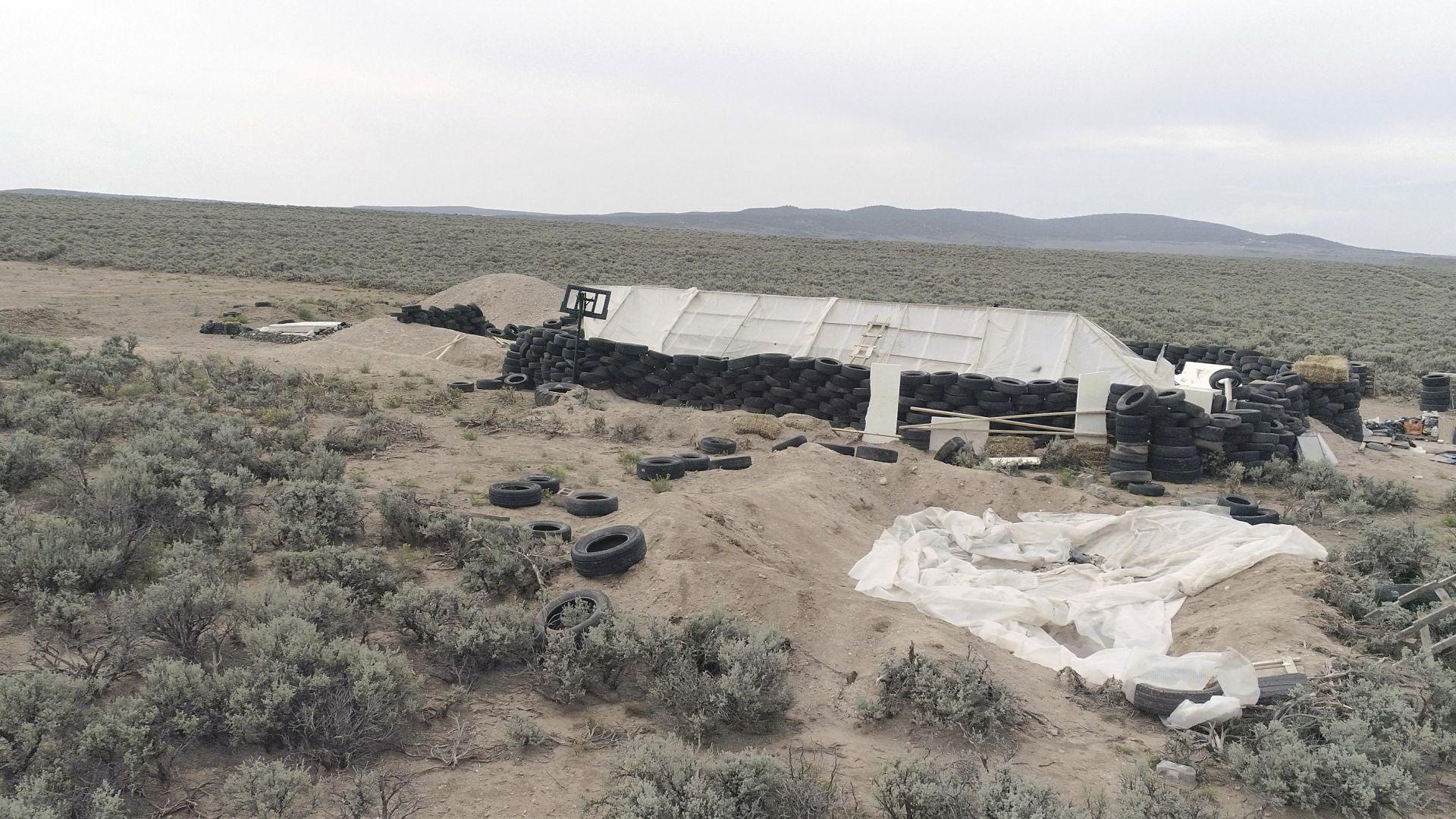 Дете на 3 г. убито ритуално и заровено в пустинята в Ню Мексико