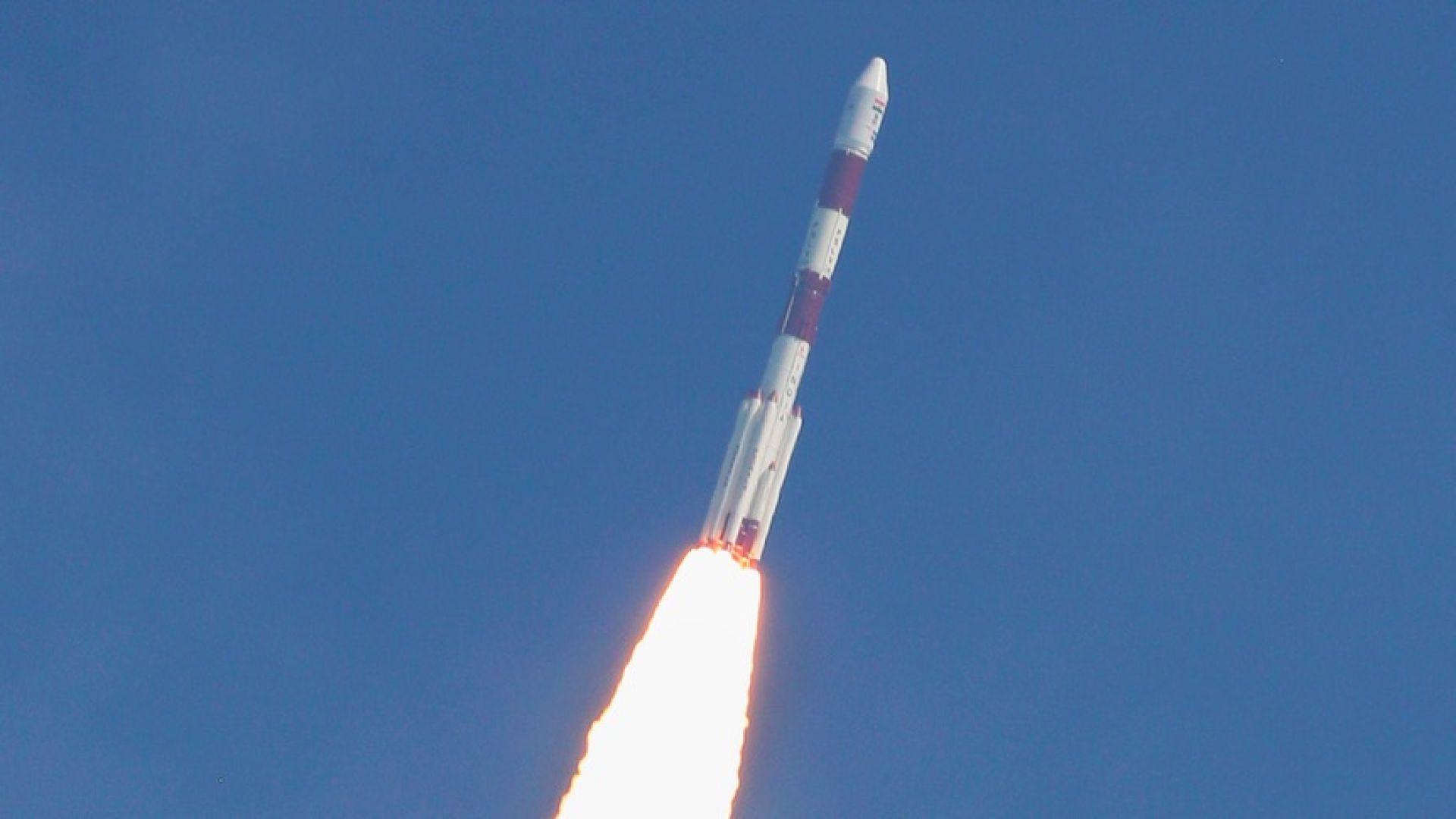 """Индия се превърна в """"космическа свръхдържава"""""""