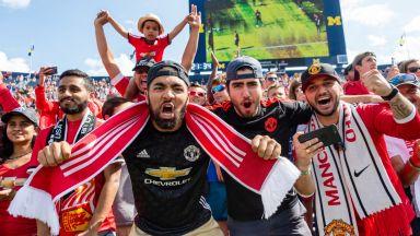 Статистика: Aмериканците вече не се впечатляват от елитен европейски футбол