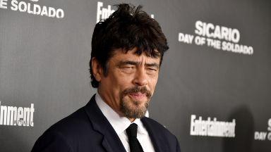 Оливър Стоун ангажира Бенисио дел Торо за новия си филм