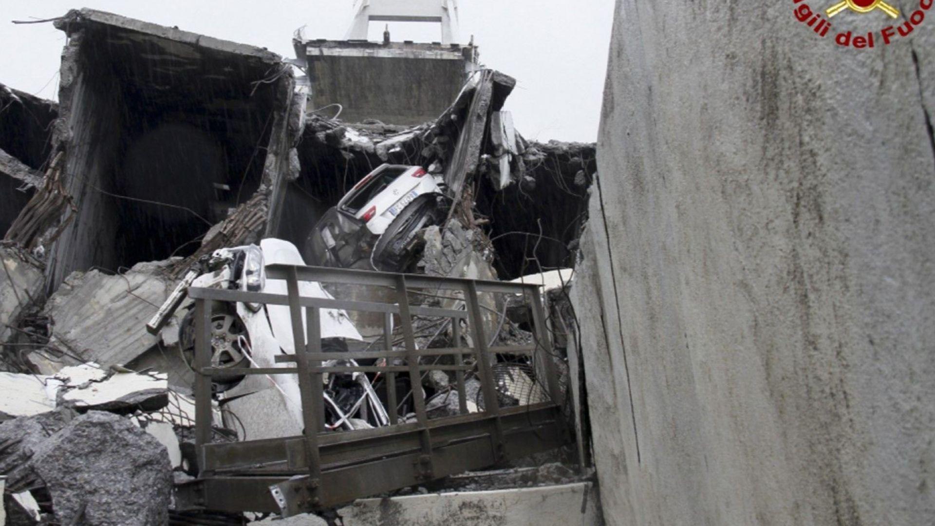 Матео Салвини: Жертвите вече са 30, но има много тежко ранени (видео)