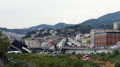 Проверяват сигнал за ранена българка в Генуа, наш шофьор се спасил по чудо