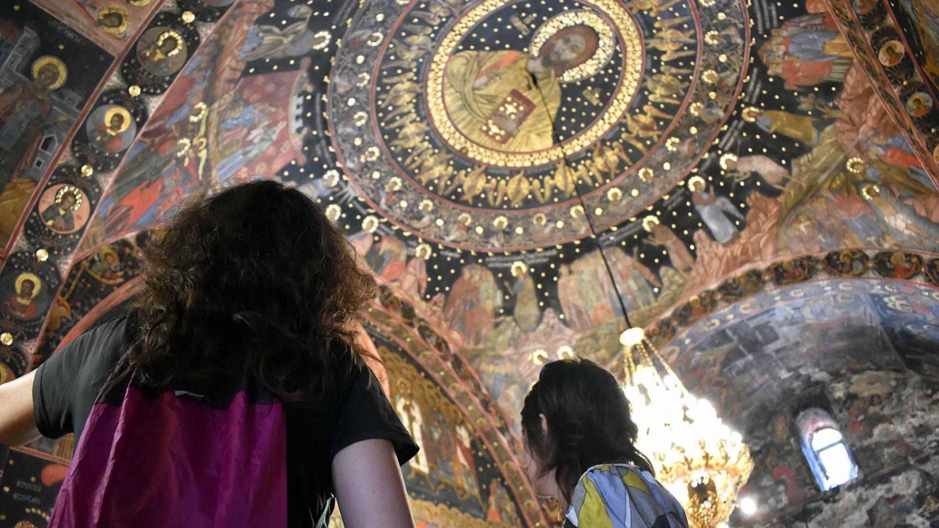 Реставрират стенопис от 14 век в Бачковския манастир