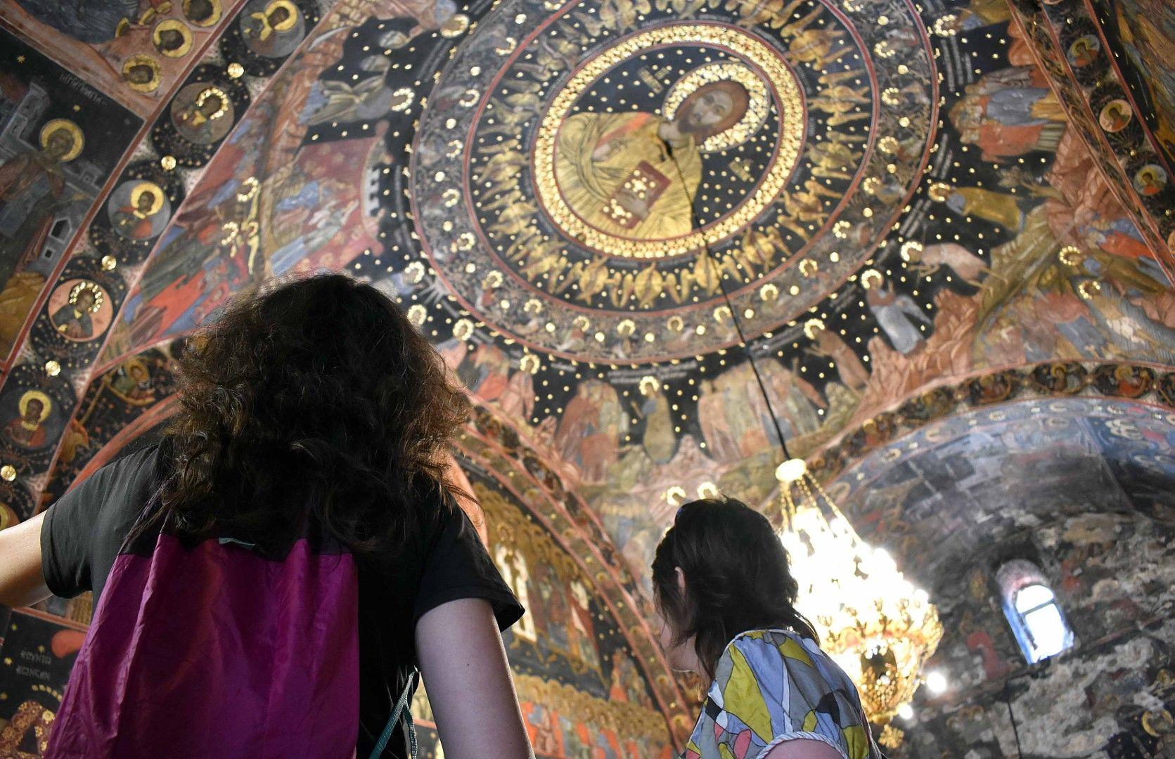 Празникът Голяма Богородица в Бачковския манастир