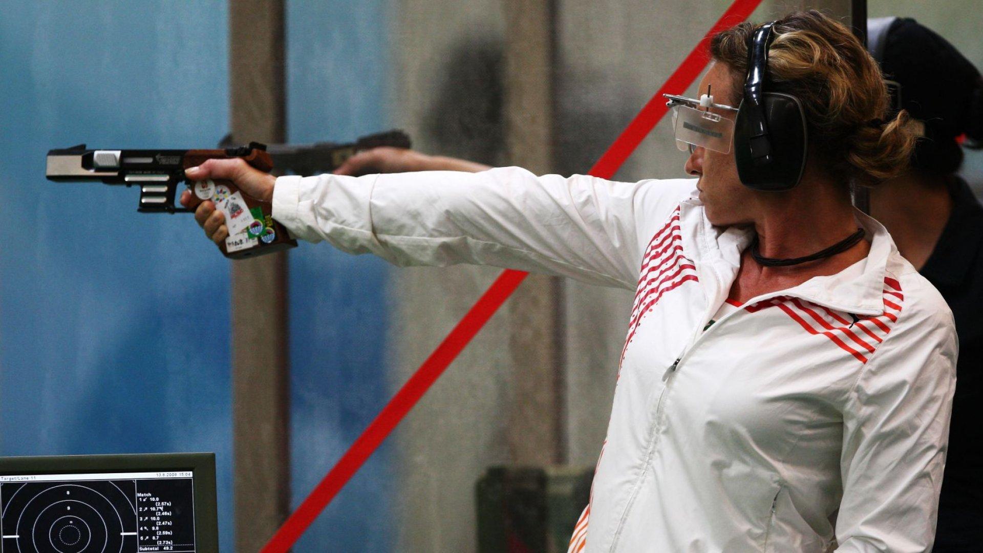 Мария Гроздева ще участва на седма Олимпиада!