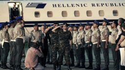 Освободиха двамата гръцки военни от затвора в Одрин
