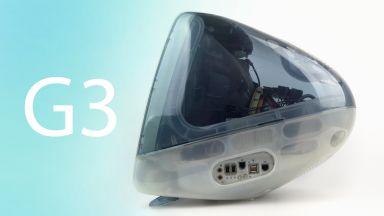 20 години от дебюта на iMac