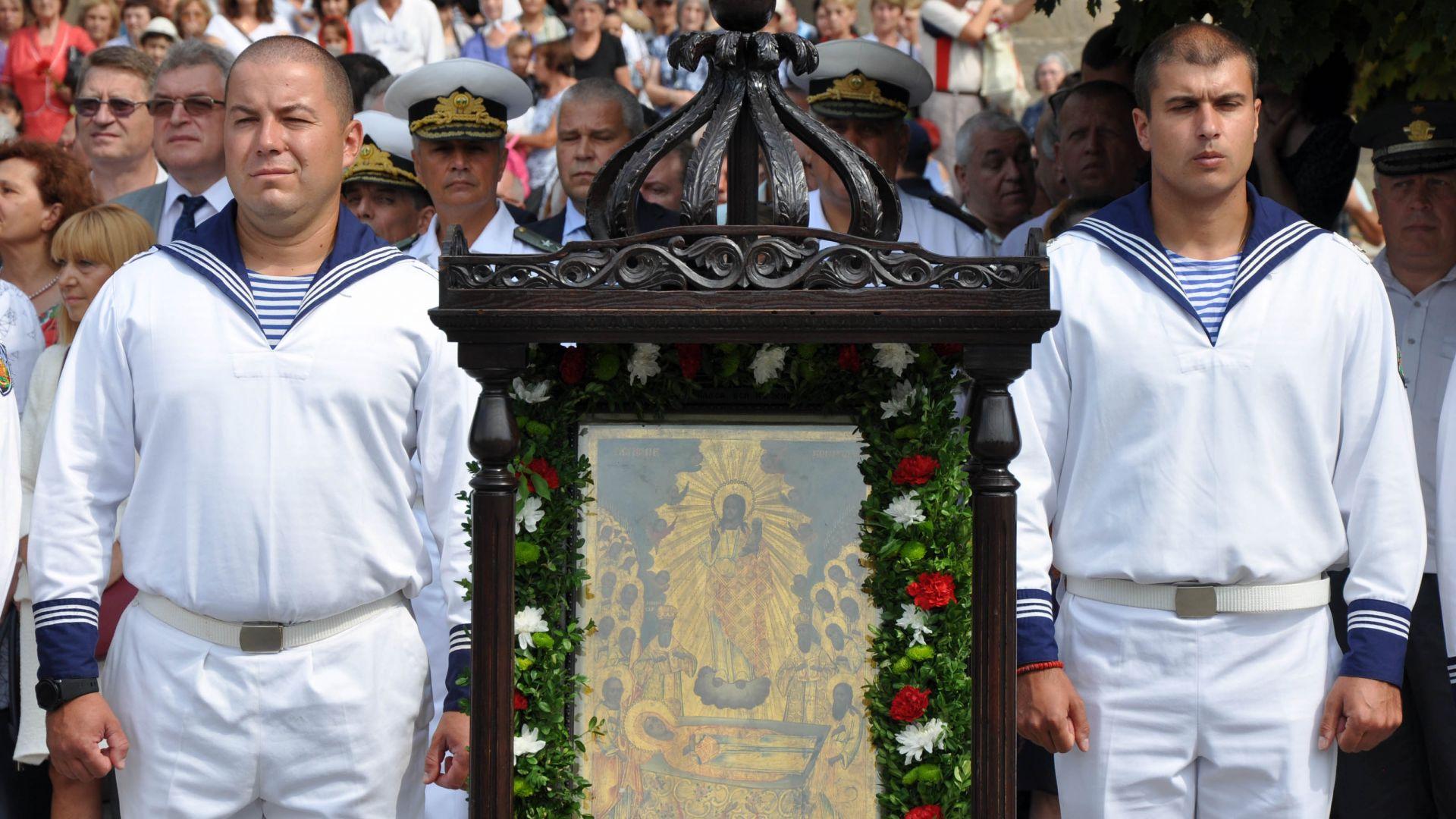 Варна празнува!  (снимки)