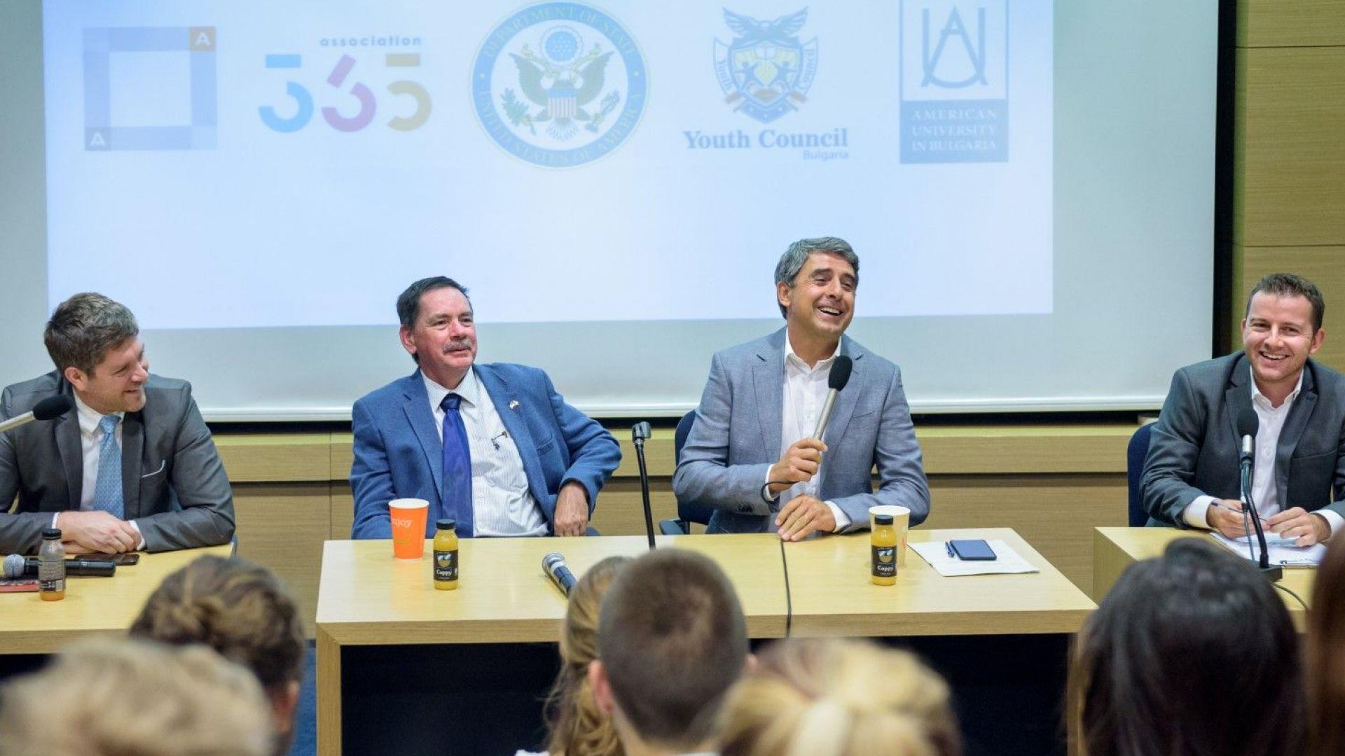 """Международна лятна академия """"Форум глобални лидери"""" стартира за първи път в Благоевград"""