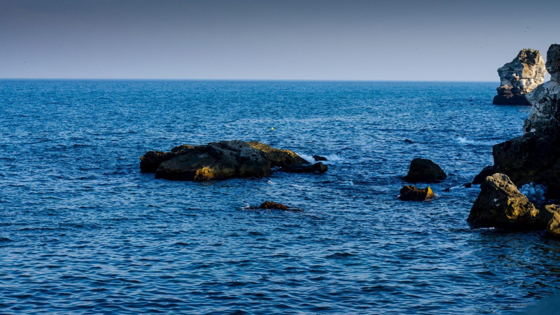 Кораб под панамски флаг потъна в Черно море
