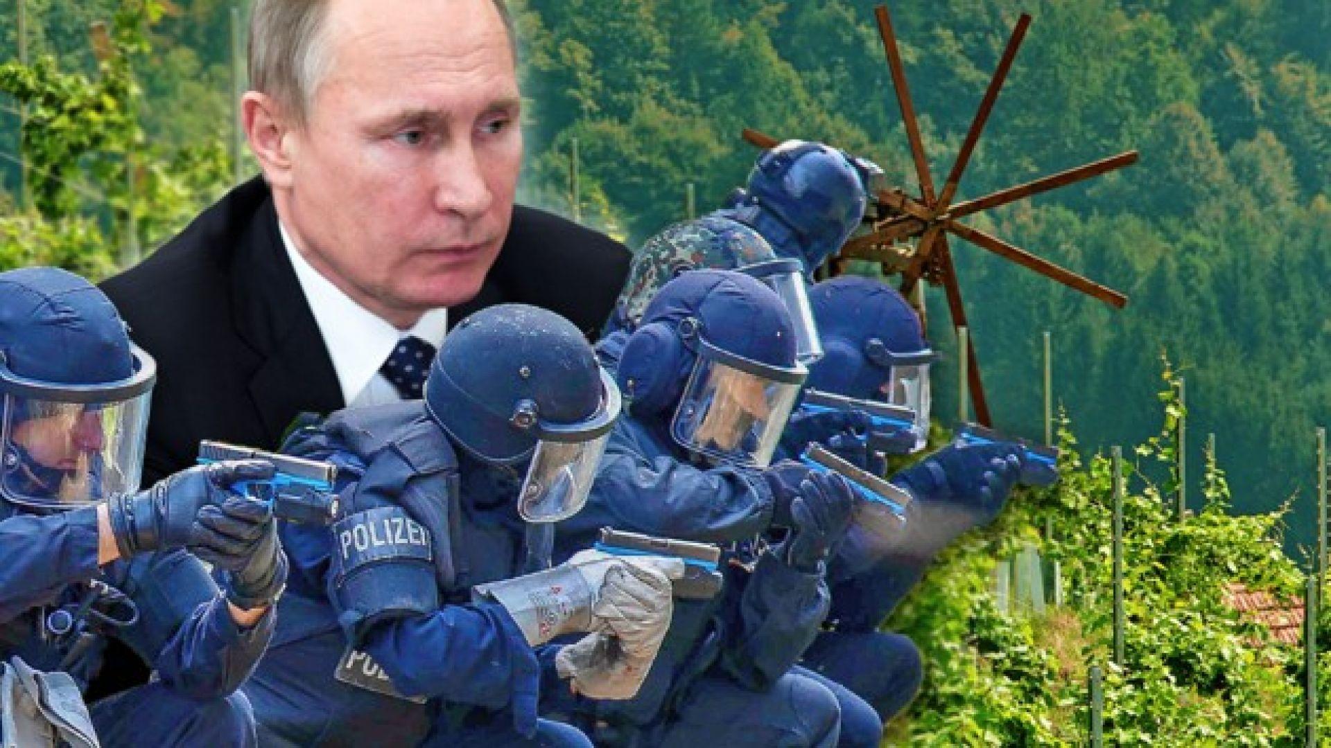 Путин отива на сватбата на австрийски министър като...неочакван гост