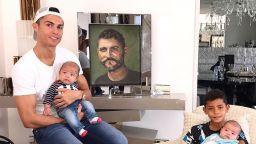 Големи спортисти с големи семейства (галерия)