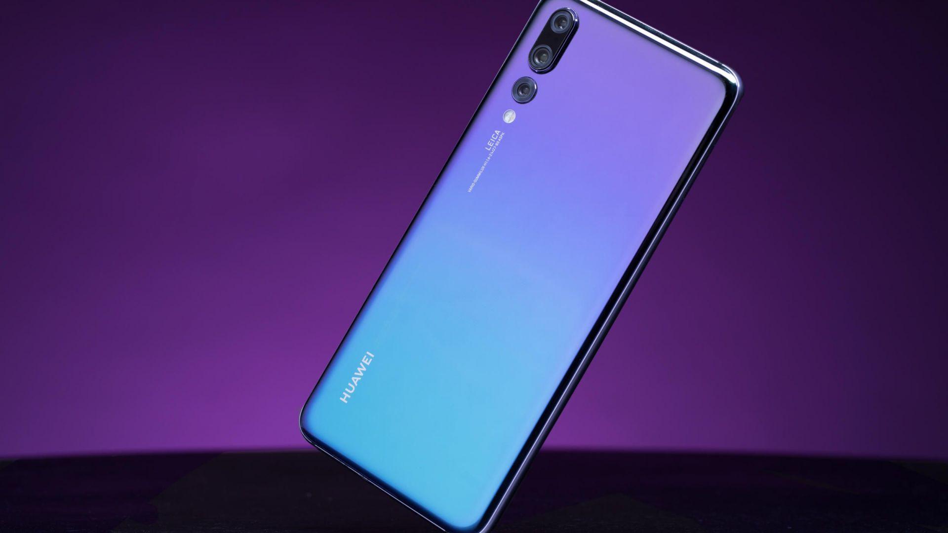Gartner: Huawei задмина Apple