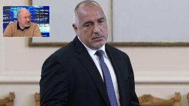Проф. Александър Маринов: Идва времето ГЕРБ и Борисов да се измъкват отново от властта