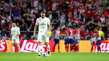 """""""Реал"""" на Зидан не бе допускал четири гола в един мач"""