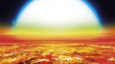 Откриха планета, по-гореща от звезда
