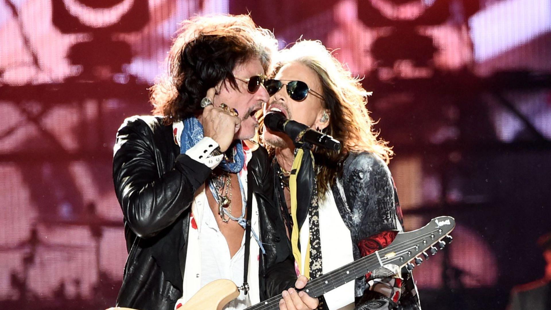 Aerosmith обявиха 18 концерта в Лас Вегас