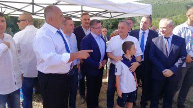"Борисов: ""Хемус"" ще се строи максимално бързо"