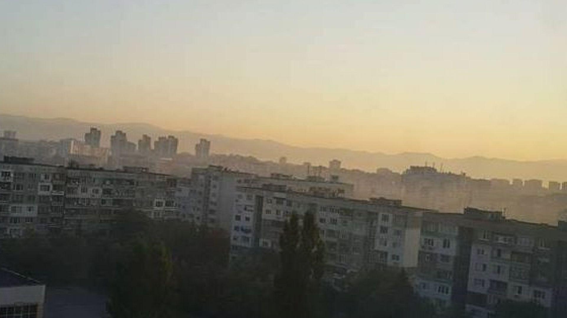 Смрад в София - няколко квартала се оплакват от остра миризма