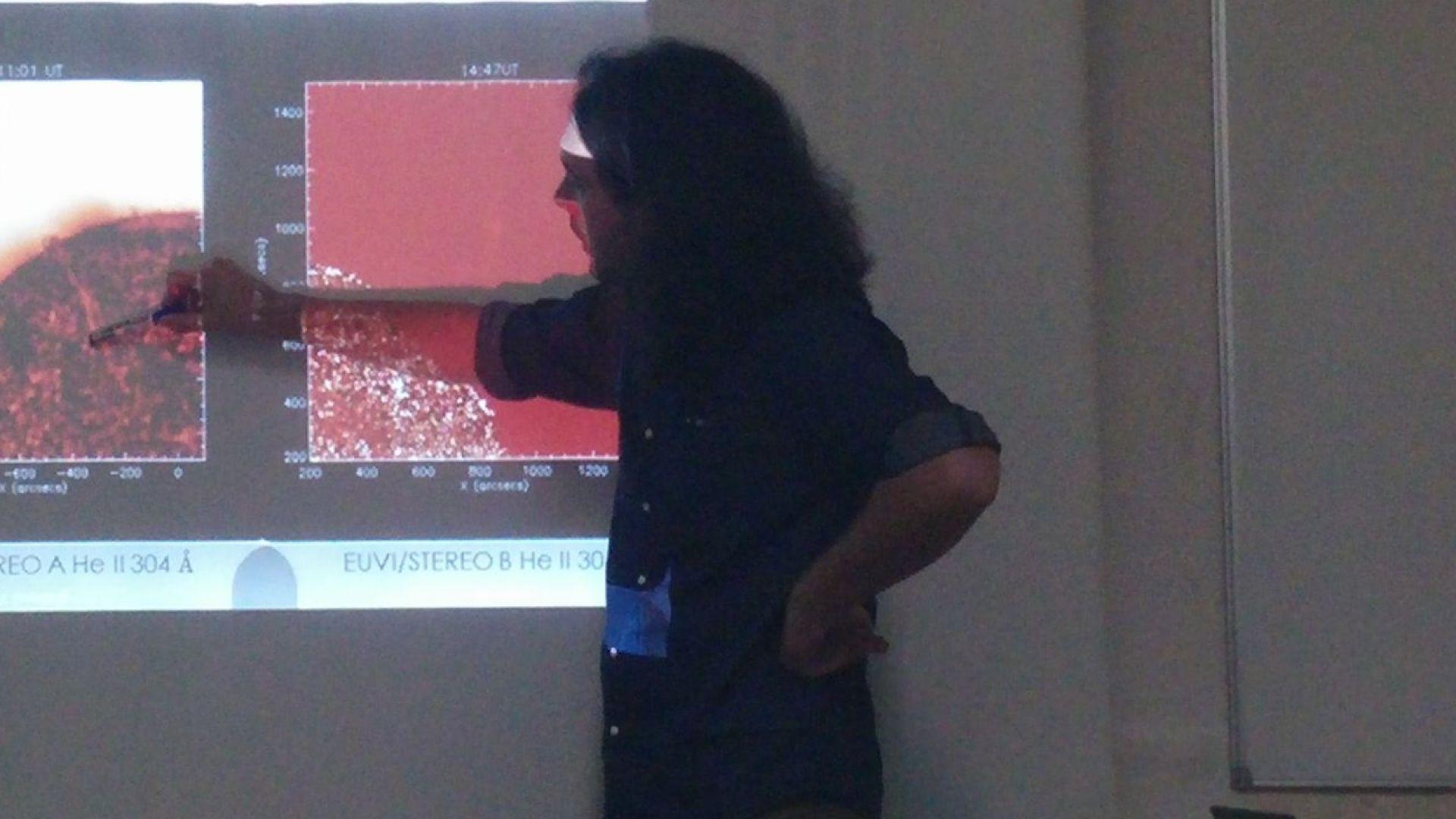 Учен от БАН:  Мощно слънчево изригване може да застраши живота на Земята