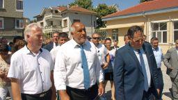 Борисов: Едно са истинските инвеститори, друго хейтърите от жълтите павета