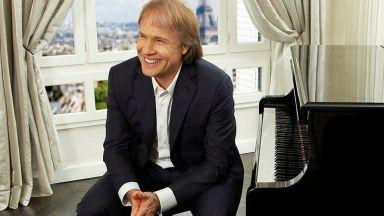 Билетите за концерта на Ричард Клайдерман в София се изчерпват бързо