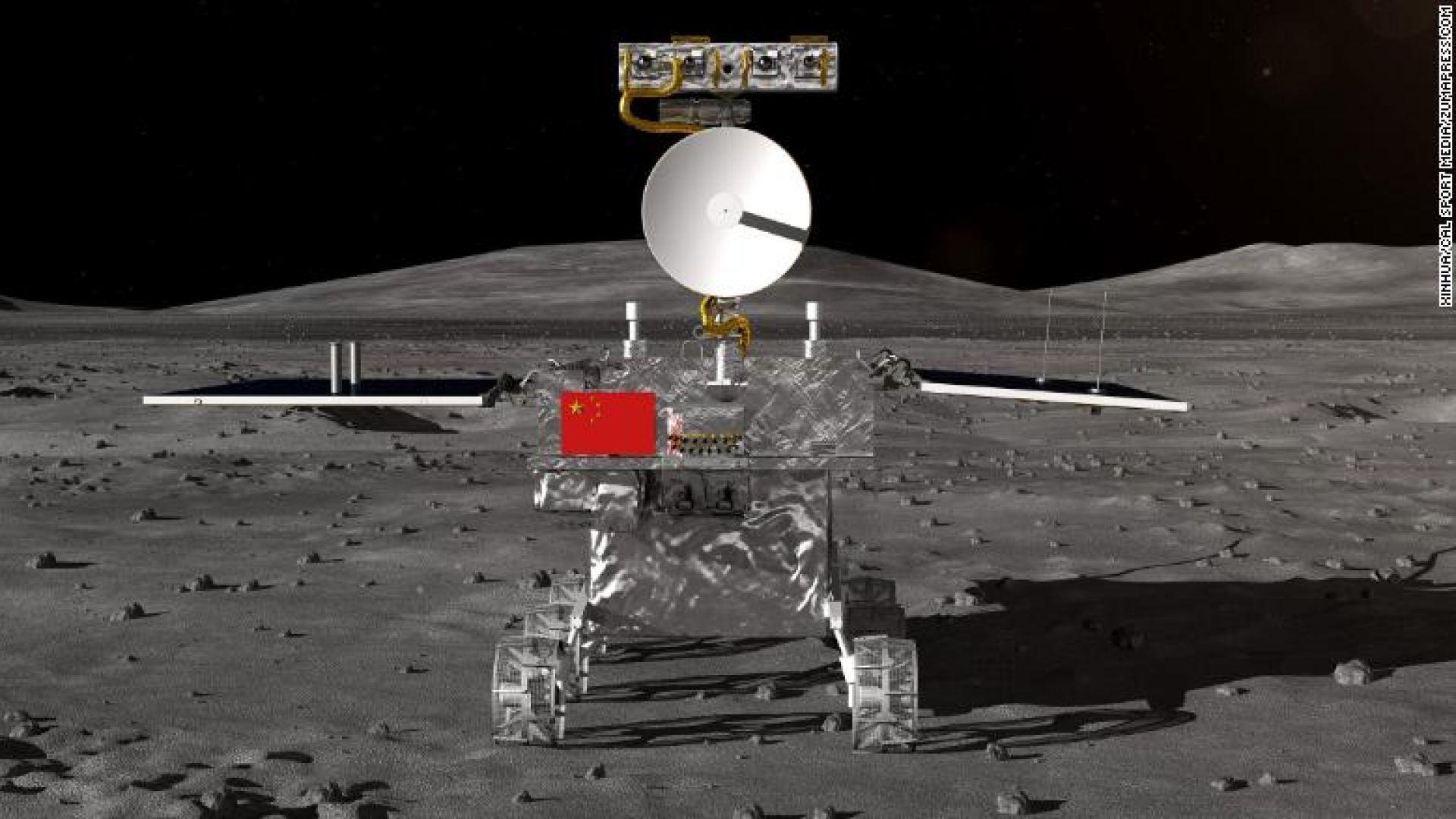 Как изглежда лунната програма на Китай