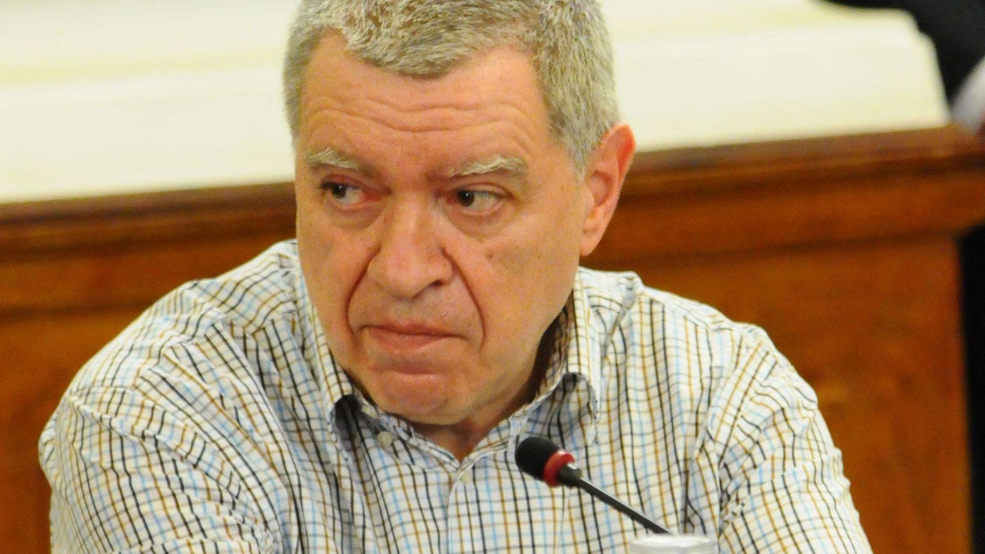 Проф. Константинов: Не може да върнат преференцията, преди да има вето