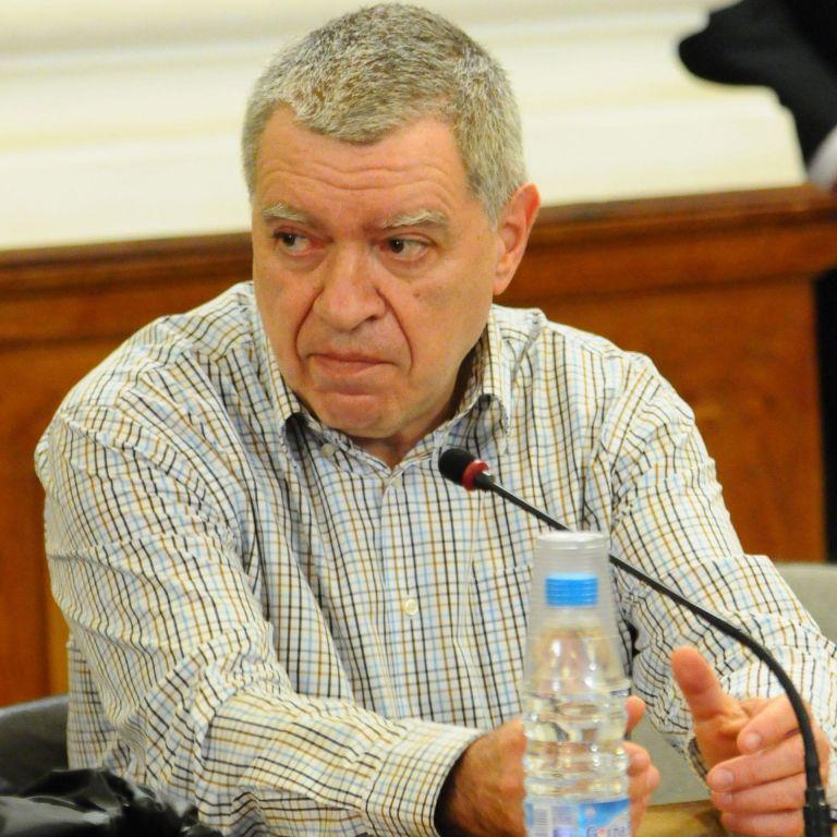 """Михаил Константинов, председател на УС на """"Информационно обслужване"""""""