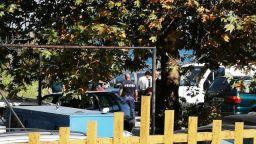 Задръствания край Приморско заради ареста на 14 нелегални мигранти