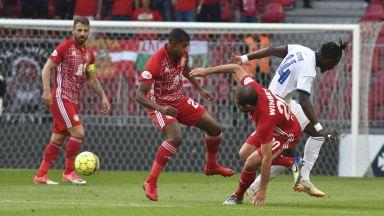 Сенегалец и турски рефери не оставиха шанс за ЦСКА в Дания