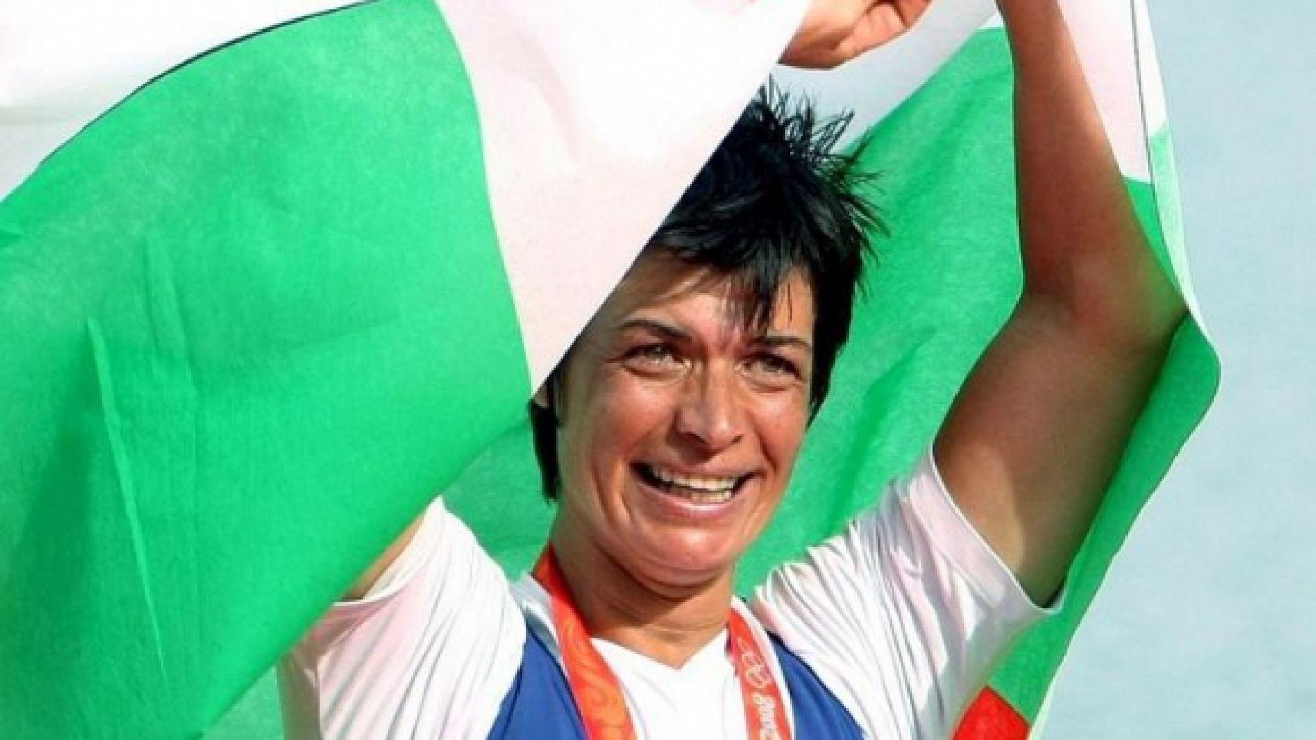 Румяна Нейкова: Мислих, че никога няма да стана олимпийски шампион