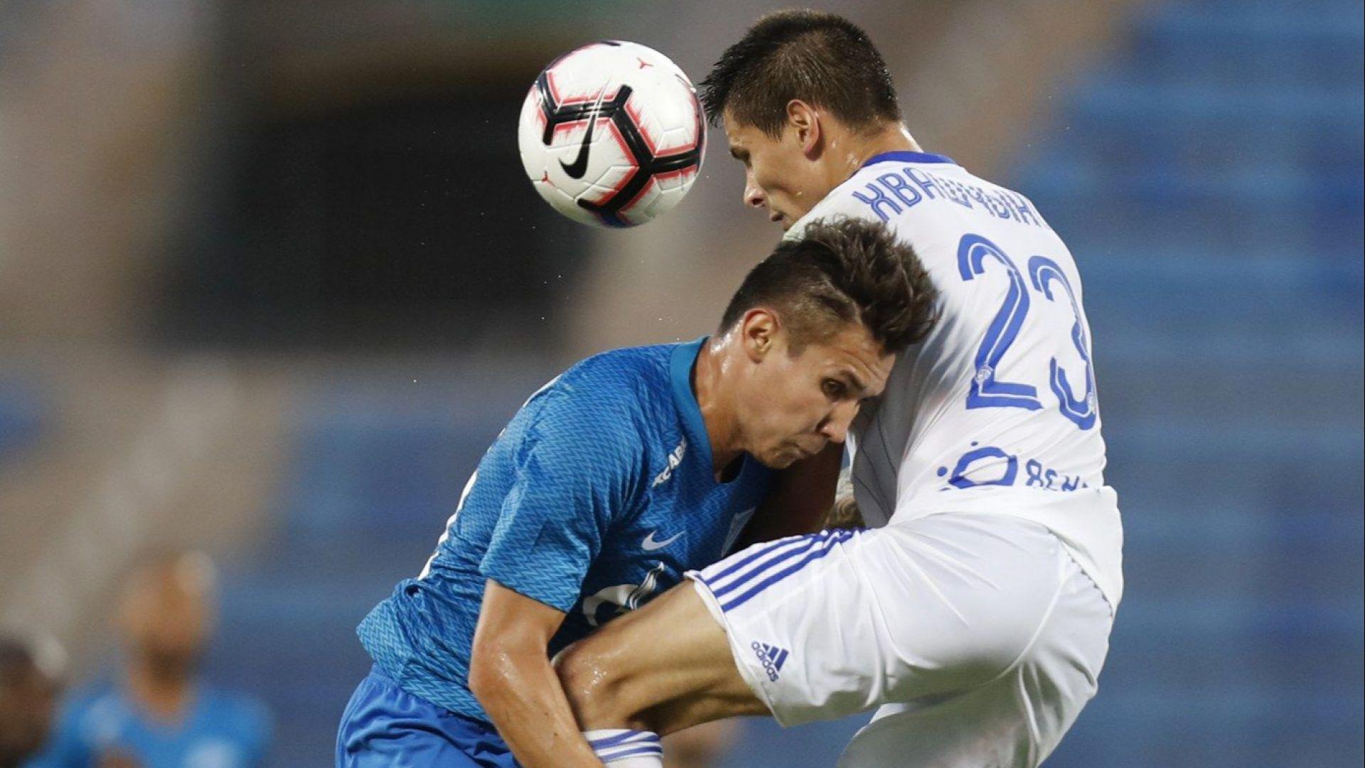 """""""Зенит"""" изхвърли съперник след безумен обрат с девет гола"""