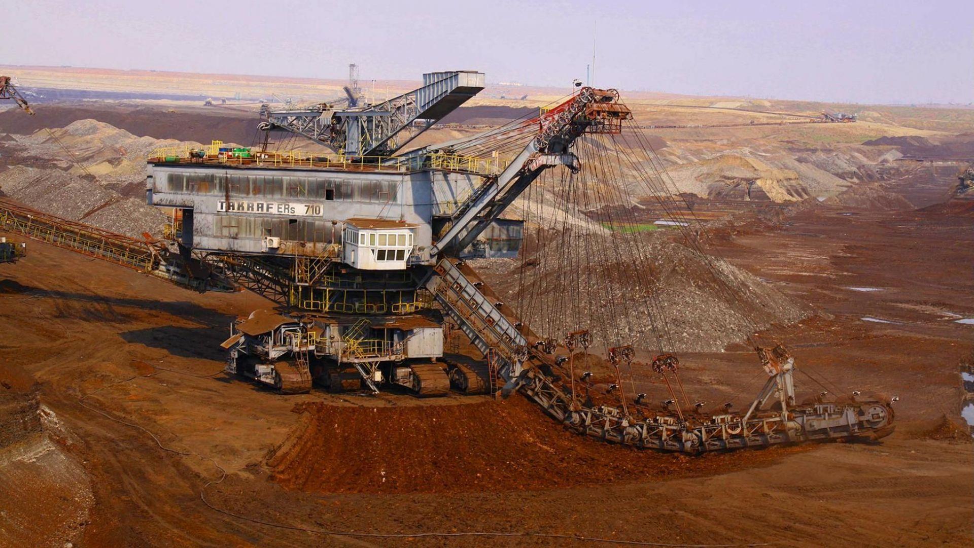"""В """"Мини Марица-Изток""""  има въглища за още 60 години"""