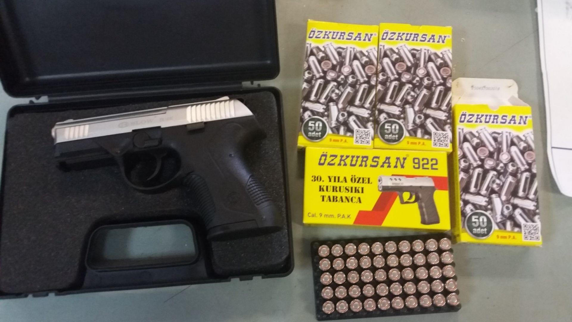 Дете извади газов пистолет на свой връстник във Варна